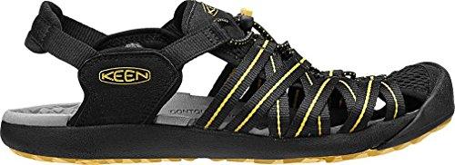 Keen Sandalen Kuta Men - black black-ceylon yellow