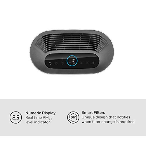Sharp FP-G50E-W Room Air Purifier Review
