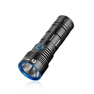 LUMINTOP ODF30C USB wiederaufladbare Taschenlampe,super helle 3500 Lumen CREE LED, IP68 staubdicht und wasserdicht, angetrieben von einem 26650 Akku für den