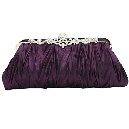 Bodhi2000 , Pochette pour femme, doré (Doré) - P182015LU8OE5421 violet