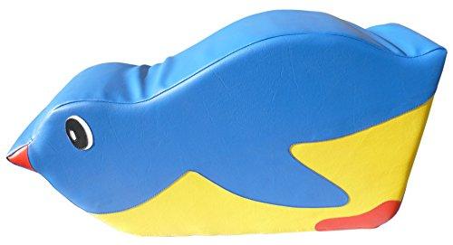 Sitztier Sitzkissen Pingi Pinguin + 78cm lang + 43 cm hoch + Riesenspaß für Kids