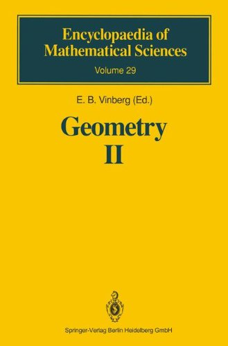 Geometry II: Spaces of Constant Curvature (Encyclopaedia of Mathematical Sciences)