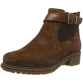 ara Kansas-St, Damen Chelsea Boots, Braun(setter,cognac 86), 39 EU (6 UK)
