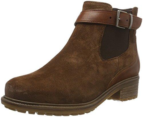 Ara Lady Kansas-st Chelsea Boots Braun (setter, Cognac 86)