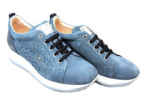 Liu Jo Girl B23044 Jeans e Sabbia Sneakers Scarpe Donna Calzature Comode Sabbia