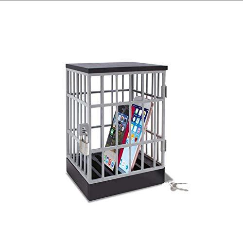 SZNYD Sicherheits-Käfig für Smartphones, mit Zellenschloss