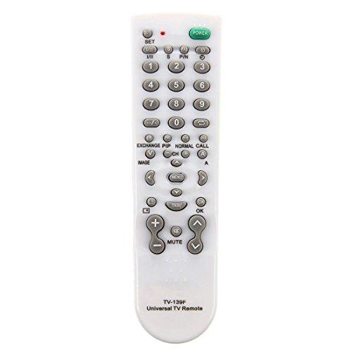 rsal-Fernbedienung TV-Controller Perfekter Ersatz (Universal Remote Controller)