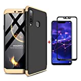 FHXD Compatible with Samsung Galaxy A9 2018 Case Shockproof