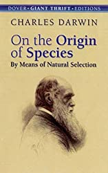 On the Origin of Species: By Means of Natural Selection (Dover Thrift Editions)