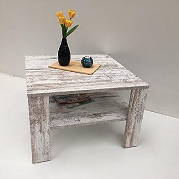 Möbel SD Couchtisch Beistelltisch Wohnzimmertisch Kaffeetisch (Jan) Canyon  White Pine