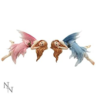 Nemesis Now - Alator Giftware - Fairies Rest Figurines - 12.5cm - U2071F6 - New
