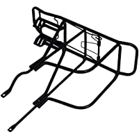 Gimitunus Bicicleta Pannier Rack Bike Cargo Racks Mountain Carrier Asiento Trasero Rack Load 60Kg Bolsas de