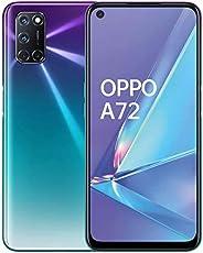 "OPPO A72 – Pantalla de 6.5"" (FHD+, 4GB/128GB, Snapdragon 665, 5.000 mAh, cámara trasera 48MP+8MP+2MP+2MP,"