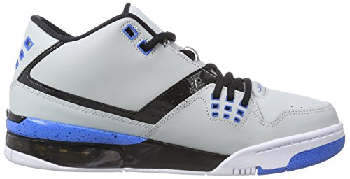 Nike Jordan Flight 23, Chaussures de Basketball homme Grau (Grey Mist/Photo Blue-Blk-White 016)