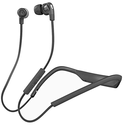 Skullcandy Smokin Buds 2 Wireless Bluetooth In-Ear Kopfhörer - Schwarz/Chrom Skullcandy Bluetooth