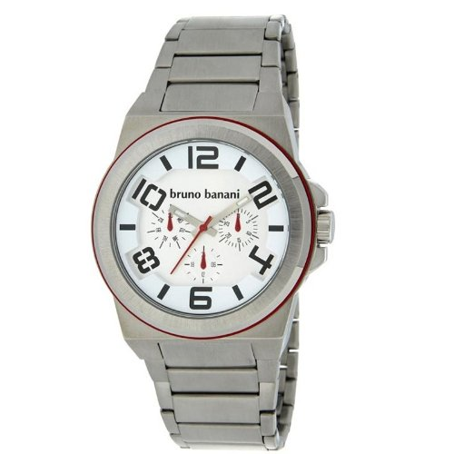 Bruno Banani Zelos Mens Watch Multifunction ZL4 000 100