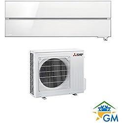 MITSUBISHI Climatiseur Inverter 9000BTU Climatiseur Pompe de chaleur msz-ln25vg