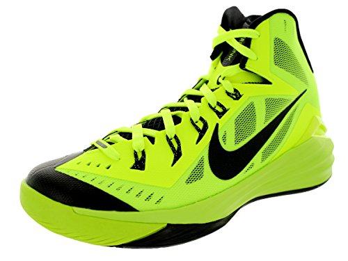 Nike Hyperdunk 2014, Chaussures de Sport-Basketball Homme - Gelb (Volt/Black)