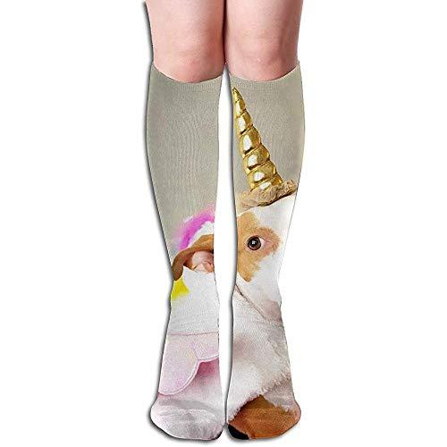 Marlon Kitty Socken U-Nicorn Kostüm für Hunde Lustige Custom personalisierte Womens Stocking Holiday Socke Clearance für - Womens Soft Kitty Kostüm