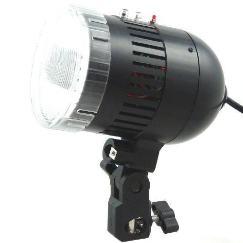 Synchroblitz Synchronblitzlampe DynaSun WF4004 80Ws Studioblitz Studioleuchte mit Fotozelle und Sync