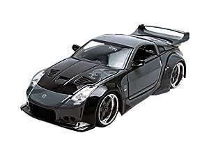 Jada Toys - 97172 - Nissan - 350z - Fast And Furious - Échelle 1/24
