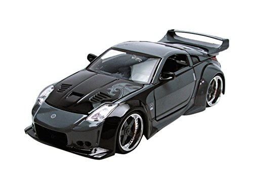 fast and furious modellautos Jada Toys–97172–Nissan–350Z–Fast and Furious–Maßstab 1/24