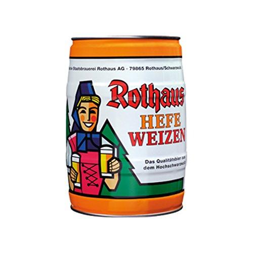 Rothaus Hefeweizen 5 L Partydose 5,4{441cf600039c036754058487e0271191bc9ce58672e2977f3d14c9c632c5e1be} vol