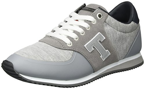 Tommy Hilfiger Damen P1285hoenix 3c2 Sneakers Grau (Light Grey 007)