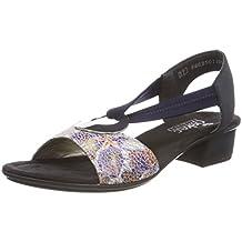 Suchergebnis auf Amazon.de für  rieker sandale weiss damen - Mehrfarbig 5a9c4d00cc