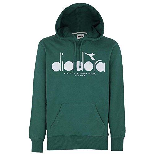 Diadora Hooded Sweat BL grün
