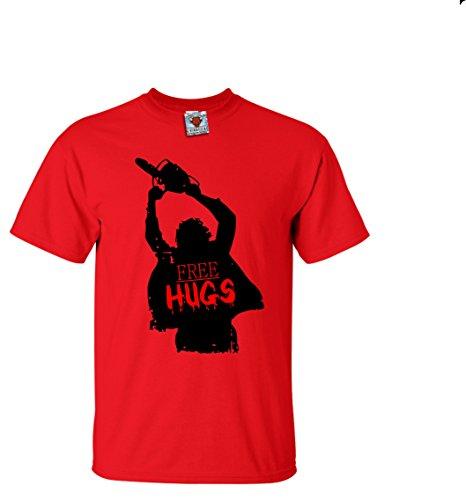 Bullshirt Herren T-Shirt Rot