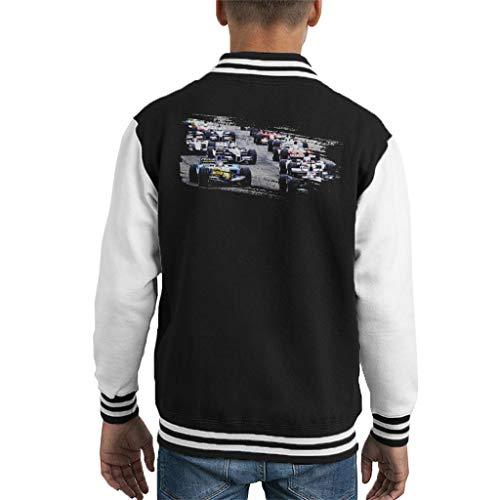Motorsport Images San Marino GP 2005 Starting Shot Kid's Varsity Jacket -