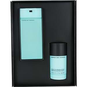 porsche design the essence set 80ml edt 75ml deo. Black Bedroom Furniture Sets. Home Design Ideas