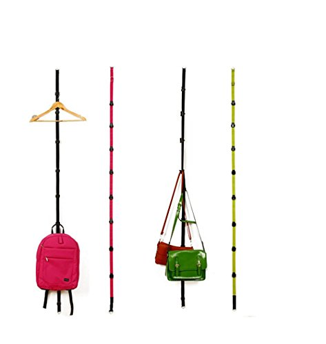 2-count Cap Holder Hanging Borsa Cappello Rack (Hanging Rack)