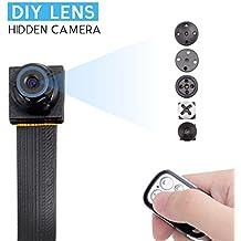 FREDI HD 1080P 720P Mini Super Piccolo Portatile Nascosto Spy telecamera Loop Video Registrazione Video Recorder sicurezza DVR con telecomando senza fili