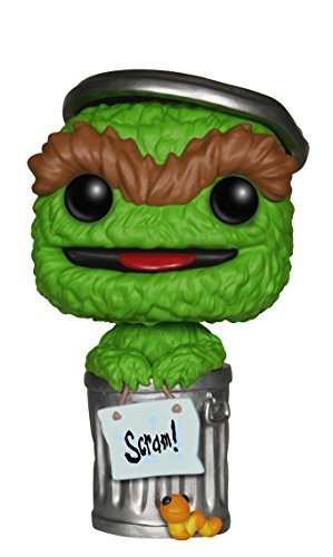 Funko 4910 No Actionfigur Sesame Street: Oscar The Grouch