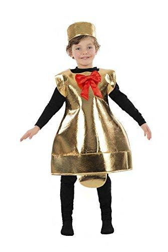 Imagen de disfraz de campana belén para niños