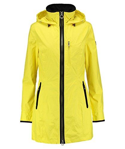 Wellensteyn Damen Kurzmantel Westside gelb (31) XL