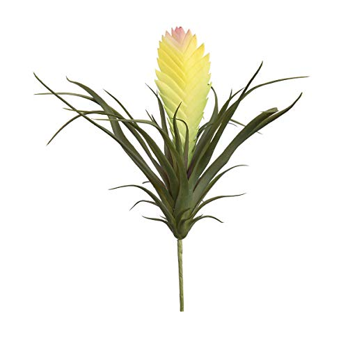 (Darice 30045886 Yellow Cactus 12 inches Floral Pick)