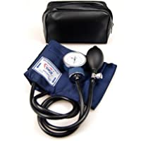 Tensiómetro aneroide profesional Pro CE NHS, de Valuemed, manguito estándar con indicador arterial para