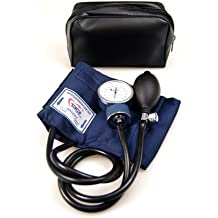 Pro CE NHS VALUEMED Professional ANEROID SPHYGMOMANOMETER standard adult D Ring Cuff with artery indicator