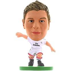 SoccerStarz - Figura con cabeza móvil Real Madrid (400847)