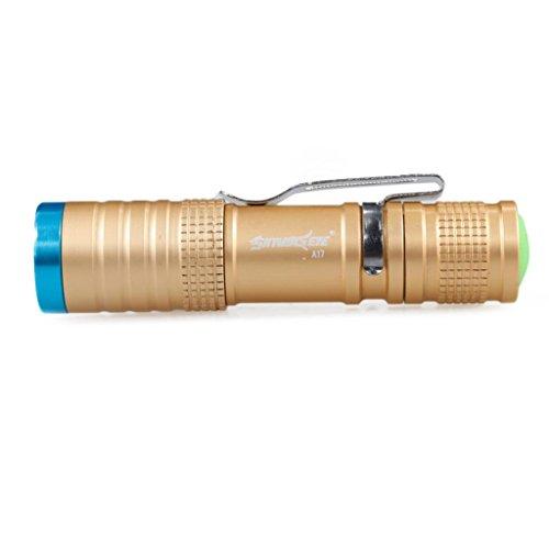 Preisvergleich Produktbild Taschenlampe,WINWINTOM 3500 Lumen 3 Modi CREE XML T6 LED Fackel-Lampen-Licht-im Freien