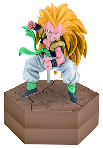 Dragon Ball Dragonball - Figura estatua Colección - GOTENKS - DXF Figure Fighting Combination Vol 3 Banpresto