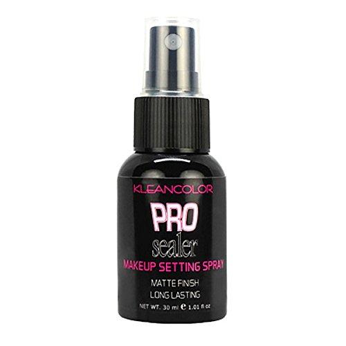 KLEANCOLOR Pro Sealer Makeup Setting Spray Matte Finish
