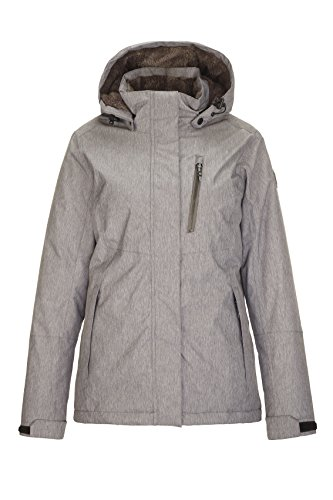 Killtec Damen Nira Winterjacke, Anthrazit, 36