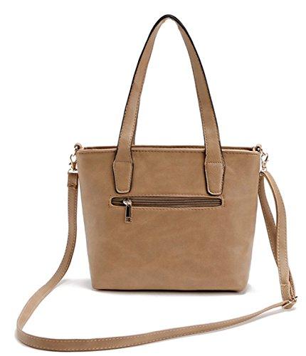 Keshi Cool Damen Handtaschen, Hobo-Bags, Schultertaschen, Beutel, Beuteltaschen, Trend-Bags, Velours, Veloursleder, Wildleder, Tasche Schwarz