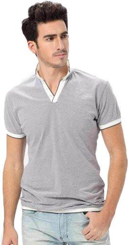 ADSHerren Poloshirt Grau - Grau