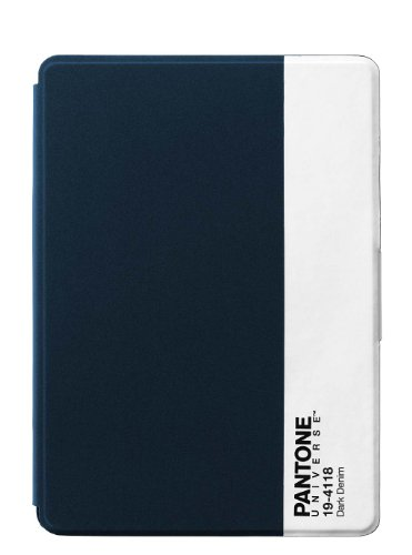 Case Scenario Custodia Pantone Universe Book Case iPad Air, Blu