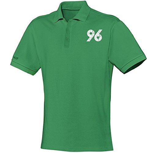 Jako Hannover 96 Polo-Shirt Retro grün Grün